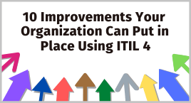 10 improvements with itil 4r