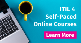 ITIL 4 self-paced online course