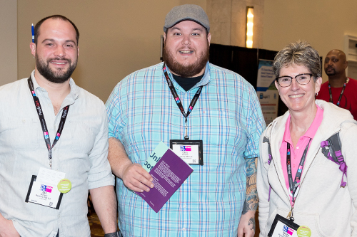 Attendees Love Our Events – Pink19