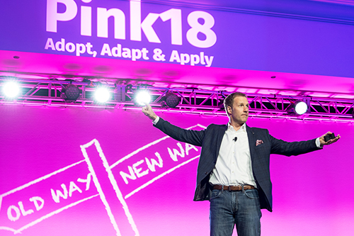 The BEST Speakers – Pink19