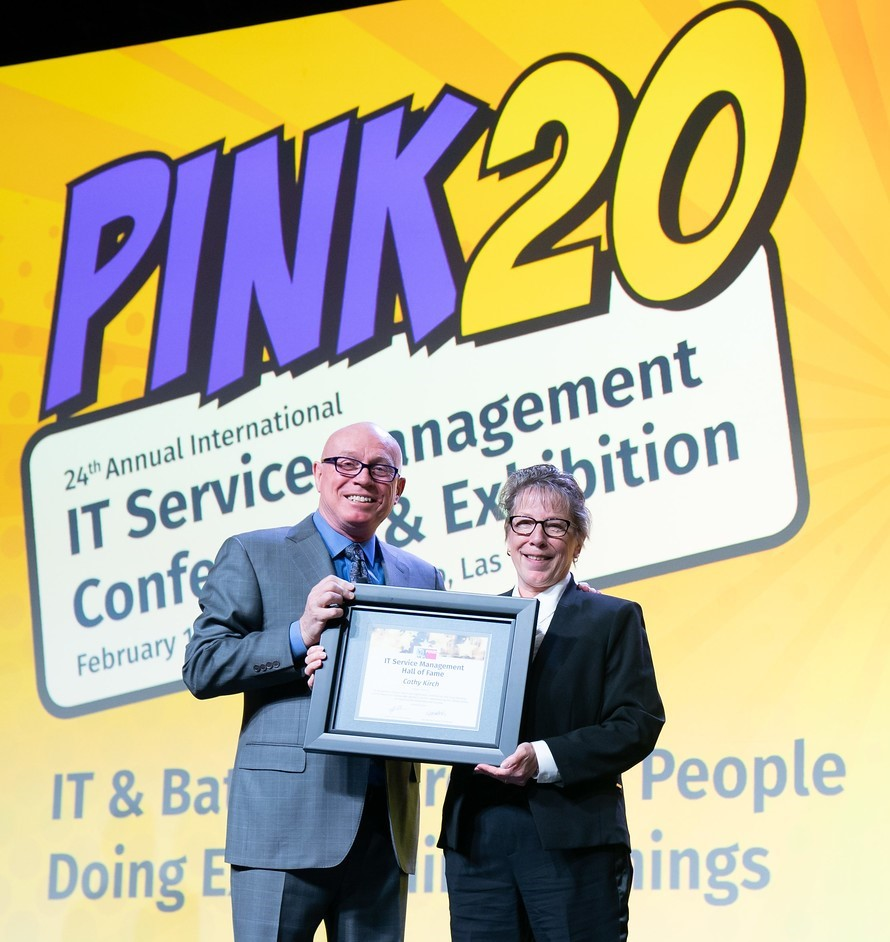 ITSM Networking – Pink20